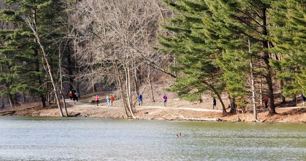 Barnesville Park / Rotary Lake 5K